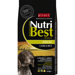 Picart Nutribest Adult Lamb...