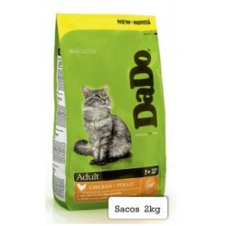 Dado Cat Adult Chicken - 2 Kg