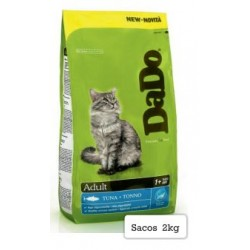 Dado Cat Adult Tuna - 2 Kg
