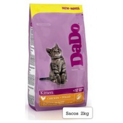 Dado Cat Kitten Chicken - 2 Kg