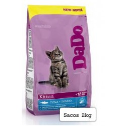 Dado Cat Kitten Tuna - 2 Kg