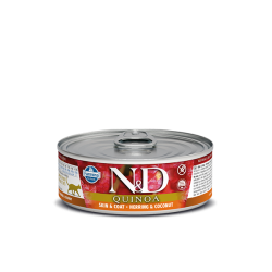 N&D Cat Quinoa Herring &...