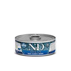 N&D Cat Ocean Trout, Salmon...