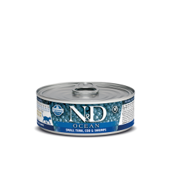 N&D Cat Ocean Small Tuna,...