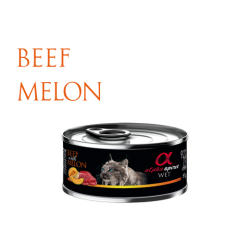 Alpha Spirit Cat Beef with...