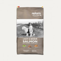 Retorn Light & Senior Salmón
